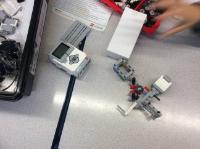 Year 5 DT Using lego and control technology to design and make a moon buggy